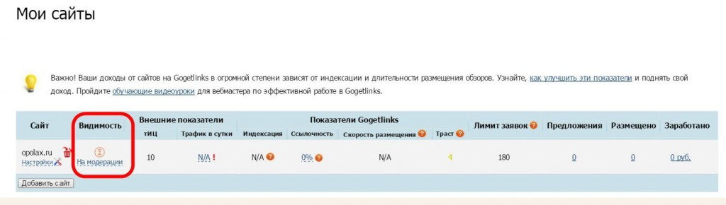 gogetlinks-сайт-добавлен