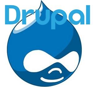 Drupal логотип