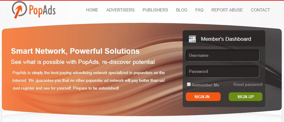 POPADS.NET