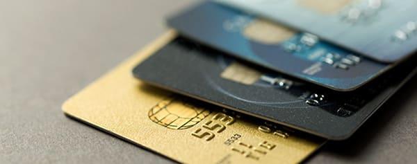 использование кредитки